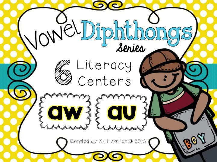 WHAT THE HECK ARE DIPHTHONGS?