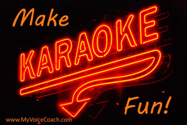 Make Karaoke Fun!